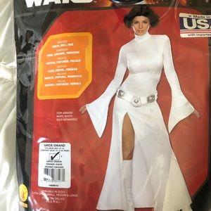 Princess Lea Costume Star Wars